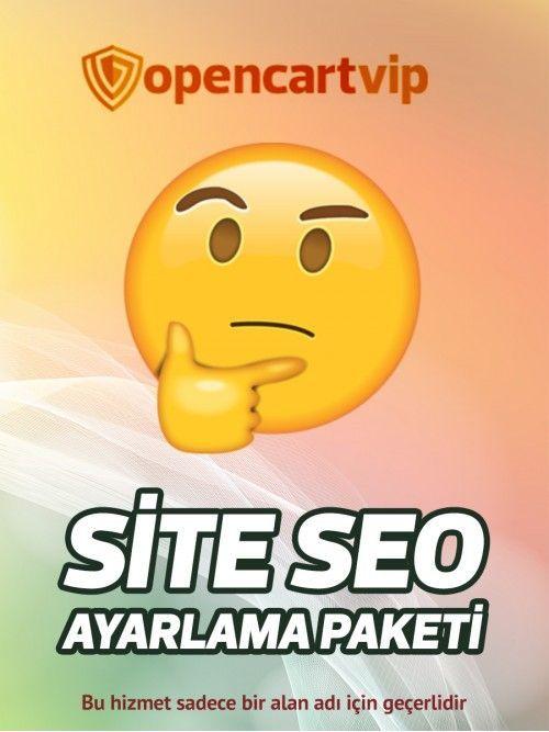 Site Seo Ayarlama Paketi