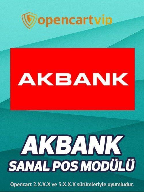 Akbank Sanal Pos Modülü