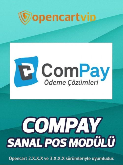 Compay Sanal Pos Modülü