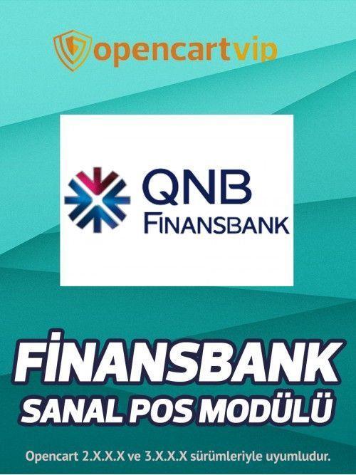 Finansbank Sanal Pos Modülü