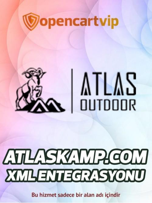 Atlaskamp.com Opencart Xml Entegrasyonu