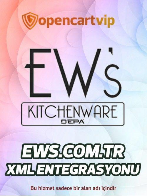 Ews.com.tr Opencart Xml Entegrasyonu