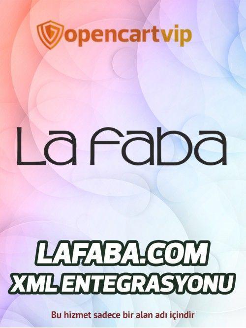 Lafaba.com Opencart Xml Entegrasyonu