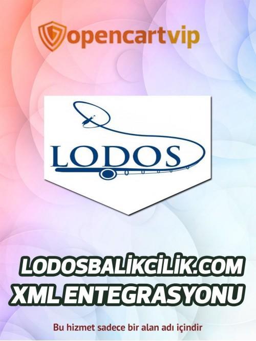 Lodosbalikcilik.com Opencart Xml Entegrasyonu