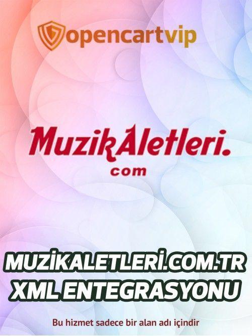 Muzikaletleri.com.tr Opencart Xml Entegrasyonu