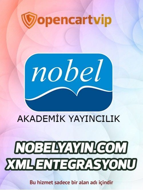 Nobelyayin.com Opencart Xml Entegrasyonu