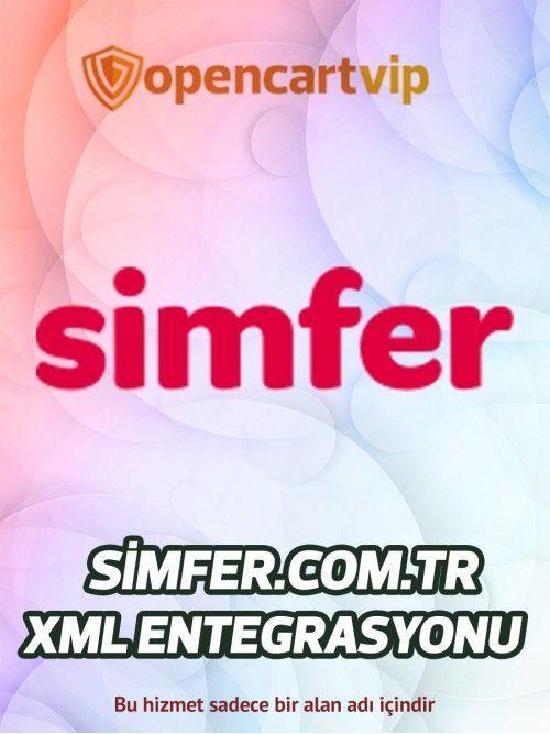 Simfer.com.tr Opencart Xml Entegrasyonu