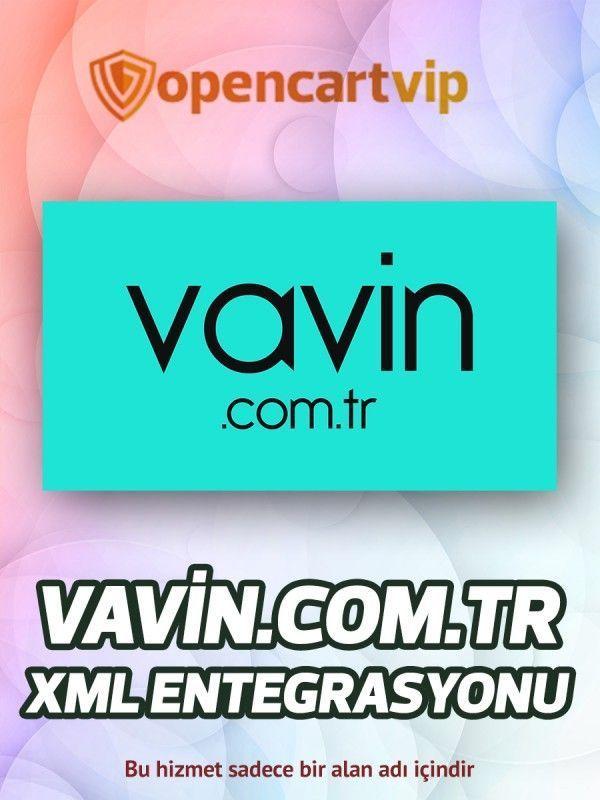 Vavin.com.tr Opencart Xml Entegrasyonu
